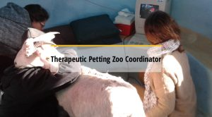 therapeutic petting zoo coordinator course