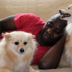 Canine therapy - dogs give unconditional love